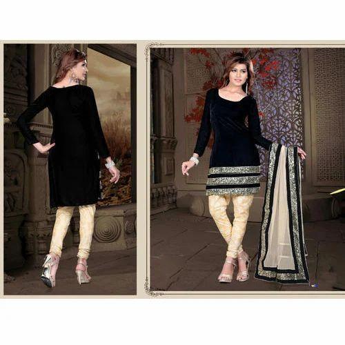 Trendy Velvet Pajami Suits At Rs 600 Pieces Designer Velvet