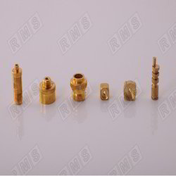 Brass Gas Valve Parts