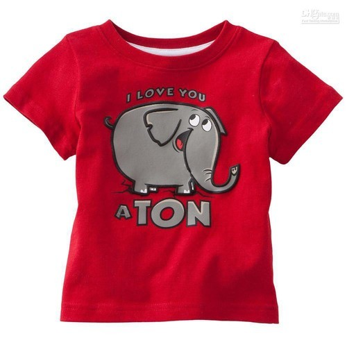 hot-selling vast selection lovely design Baby Designer T Shirt
