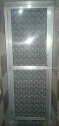 Simple Aluminium Doors, Size: 2.507