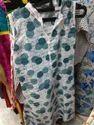 Sleeveless Cotton Kurtis
