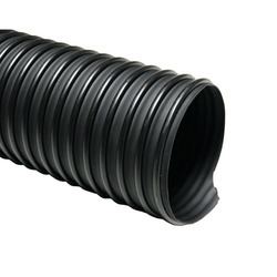 Black Neoprene Hose Pipe