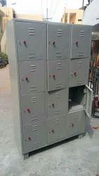 Steel Worker Locker