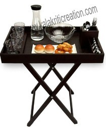 Butler Tray & Foldable Tray