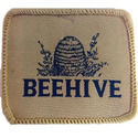 Polyester Woven Patch