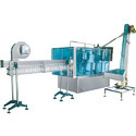 5 Gallon Automatic Rinsing Filling Capping Machine