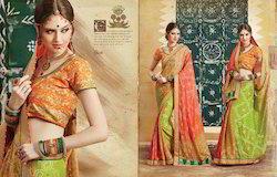 Fancy Designer Badhani Sarees