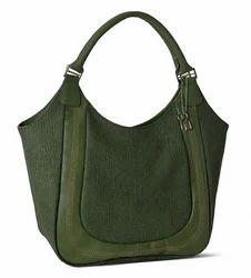 Baggit L Shallot Jhuti Tote Bag Olive