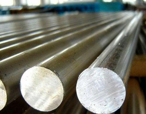 Stainless Steel Cylindrical Bar for Construction, Length: 3 & 6 meter