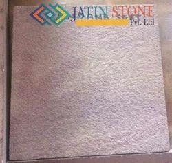 Mandana Red Sand Stone Shotblasted, Size: 60 X 60 Cm