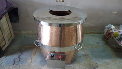 Copper Gas Tandoor