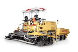 Wheel Paver Finisher