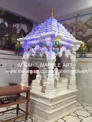 Marble Vedi Temples