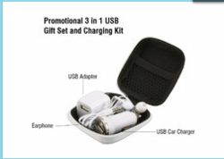 3 in 1 USB Charging Kit