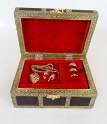 Party Gift Jewelry Box - Treasure Chest