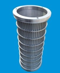 Wedge Wire Filter Element