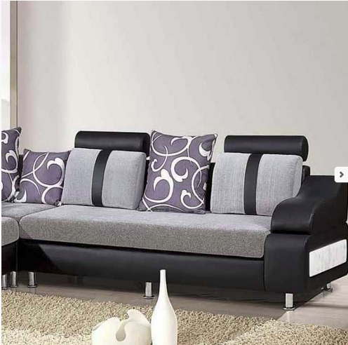 Stylish Leather Sofa