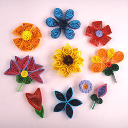 Quilled flowers at best price in india quilled flowers mightylinksfo