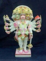 Panchmukhi Hanuman Sculpture