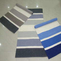 Stripe Wool Rugs