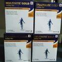 Multivite Gold Pharmaceutical Tablet