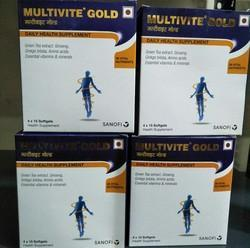Multivite Gold Pharmaceutical Tablet