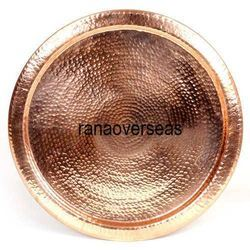 Copper Serving Plates