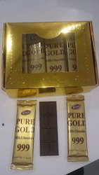 Gold 999 Chocolate Bar