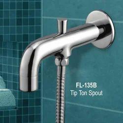 Ciko Brass Tipton Spout, Size/dimensions: 15mm