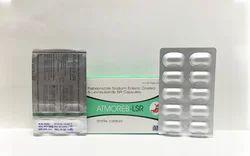Allopathic Atmoreb LSR Capsule, Packaging Type: Box, Grade Standard: Medicine Grade