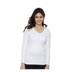 Ladies White Top