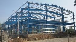 Steel Prefabricated Building