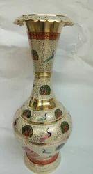 Pure Brass Flower Vase
