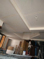 Calcium Silicate Ceiling Works