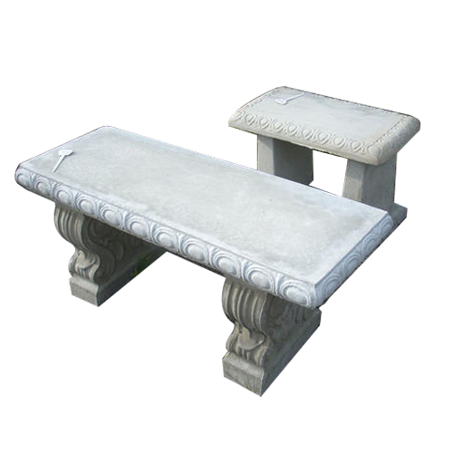 Cement Garden Bench RCC Cement Bench Manufacturer from Jaipur