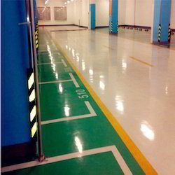 Epoxy Flooring System For Car Parking
