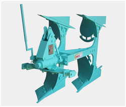 Shree Umiya URP ME-215 Mechanical 2 Bottom Reversible Plough