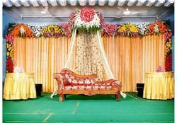 Flower Decoration Tent at Best Price in India