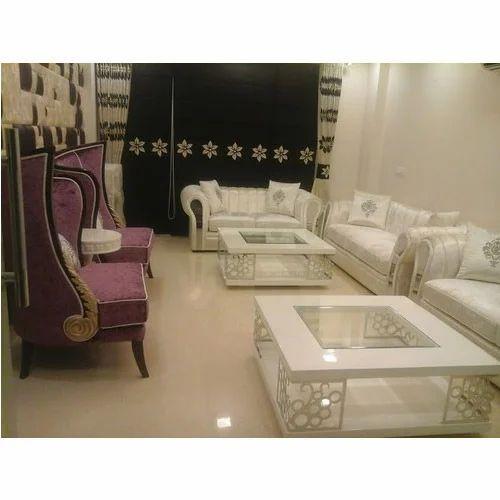 Luxury Sofa At Rs 15000/per Seat   VSR Sofa Set, डिजाइनर सोफा सेट - Royal Interior, Delhi   ID: 10921416691