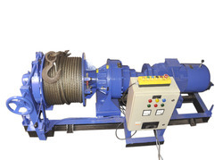 10 Ton Pulling Winch Machine