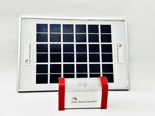 solar li ion battery portable light at rs 1400 led light kolkata