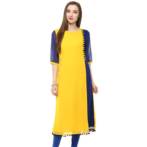 4e4913b6bc24f Ladies Fancy Kurti - Designer Kurti Manufacturer from Faridabad
