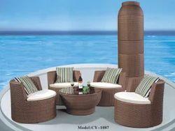 Cane Wicker Chair