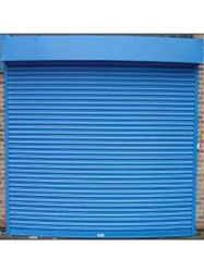 Full Height Gear Operated Rolling Shutter