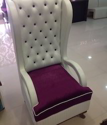 Luxury High Back Chair Customise On Request