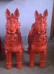 Terracotta Horse Model