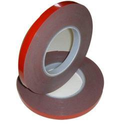 Red VHB Adhesive Tape, Packaging Size: 200mm, Packaging Type: Roll