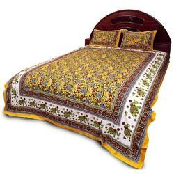 Colourful Double Bed Sheet Set 27Y