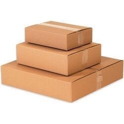 Corrugated Industrial Packing Boxes