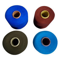 Multicolor Bright Dyed Polyester Yarn, for Textile Industry